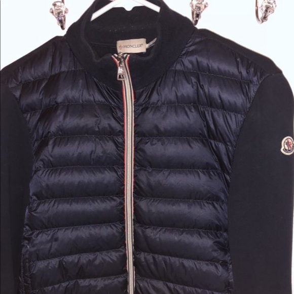 823670643 100% Authentic Men's Moncler Quilted Jacket
